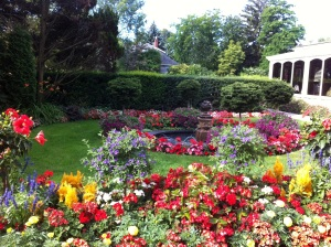 Oban Inn Garden