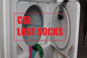 CSI Lost Socks