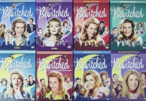 Bewitched DVD